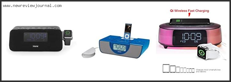 7 Best IHome Dual Alarm Stereo Clock Review