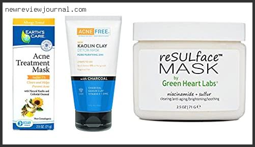 Top 10 Acnefree Sulfur Mask Review For You