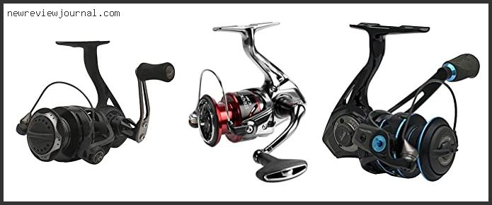 Guide For Quantum Smoke Spinning Reel Reviews With Scores