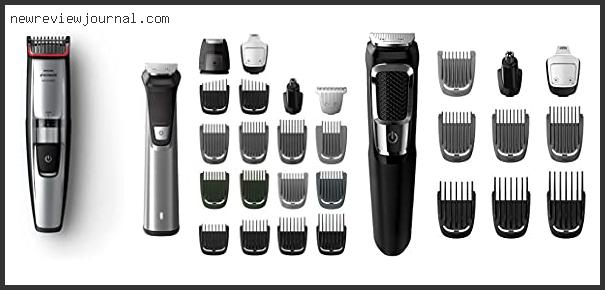 10 Best Philips Norelco Multigroom 5100 Review With Products List