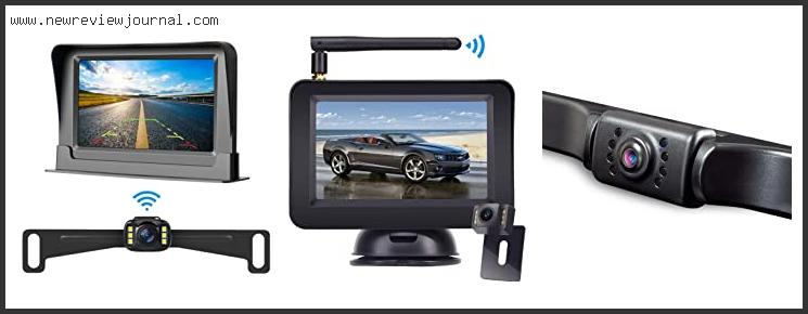 Best Wireless Backup Camera System For Your Car