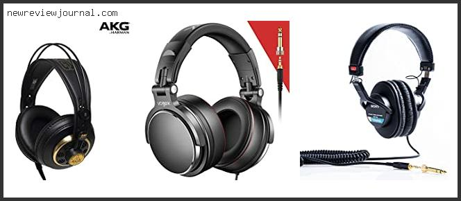 Buying Guide For Best Studio Headphones Under 100 – Available On Market
