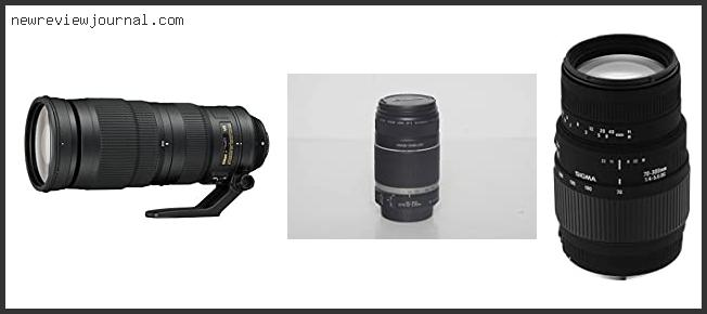 Best Affordable Telephoto Lens