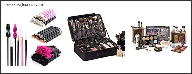 Buying Guide For Professional Makeup Kits For Makeup Artist Reviews With Scores