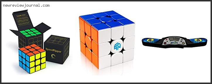 Best Competition Rubik's Cube