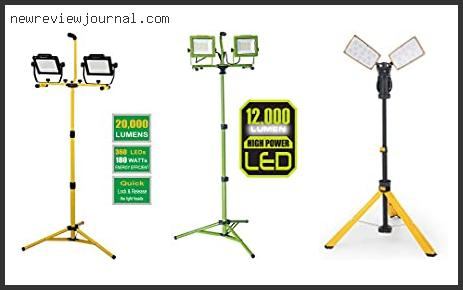 Best Led Work Light With Stand