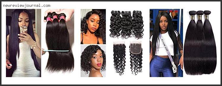 Buying Guide For Best Human Hair Weave Brands With Buying Guide