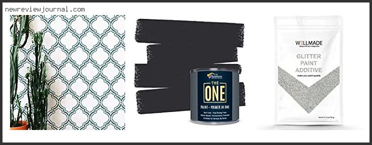 Buying Guide For Best Paint For Uneven Walls Based On User Rating