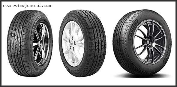 Buying Guide For Best All Season Tires For Minivan Based On Scores