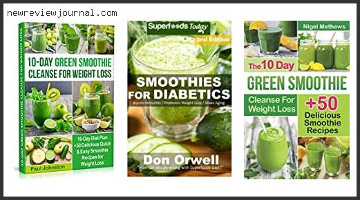 Buying Guide For Best Smoothie Cleanse Diet – Available On Market