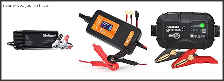 Best Viking 4 Amp Battery Charger Review Based On Customer Ratings
