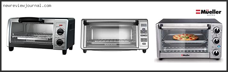 Guide For Black And Decker Toaster Oven Reviews With Buying Guide