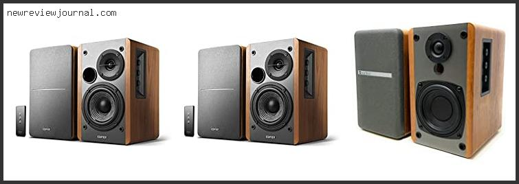 10 Best Edifier R1280t Powered Bookshelf Speakers Review With Expert Recommendation