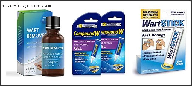 Top 10 Compound W Freeze Off Advanced Reviews Based On Customer Ratings