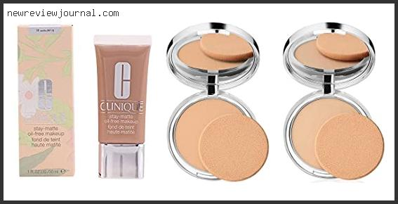 Deals For Clinique Stay Matte Foundation Reviews With Products List