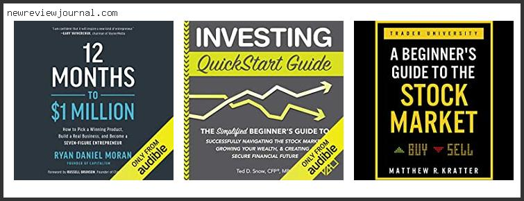 Top 10 Best Audiobooks For Investing In [2021]