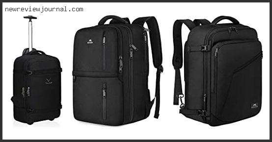 Deals For Best Airline Carry On Backpack With Expert Recommendation