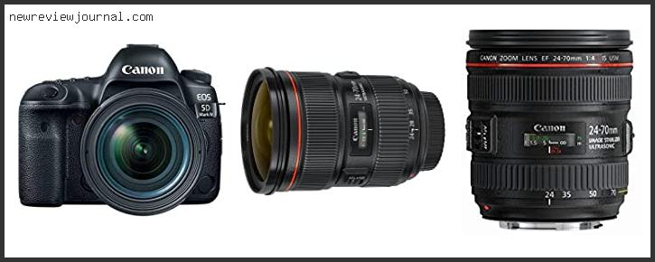 Top 10 Best 24-70 Lens For Canon – Available On Market