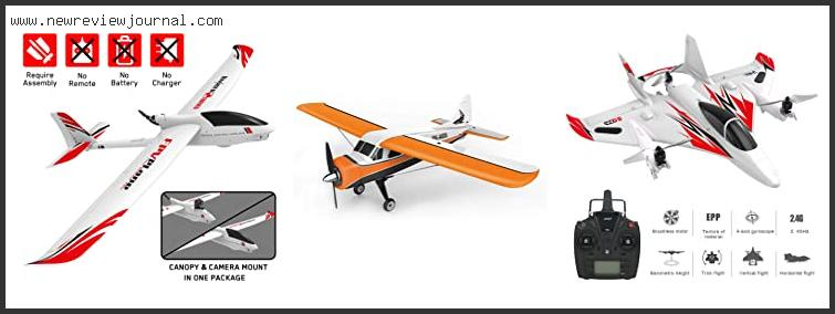 10 Best Remote Control Airplane For Beginners