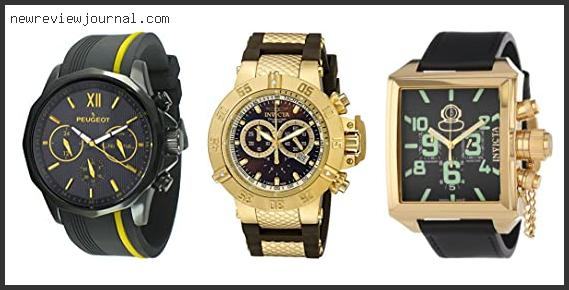 Top 10 Best Chronograph Watches Under 10000 – Available On Market