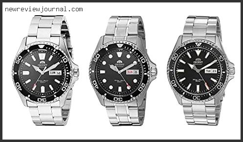 Top Best Orient Mako Usa Ii Review With Expert Recommendation
