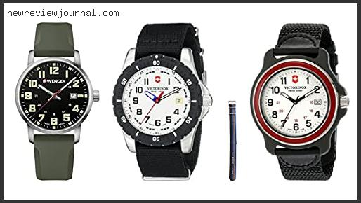 Top 10 Best Swiss Field Watches Based On Scores