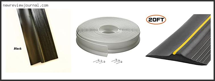 Deals For Garage Door Top And Side Seal – Available On Market
