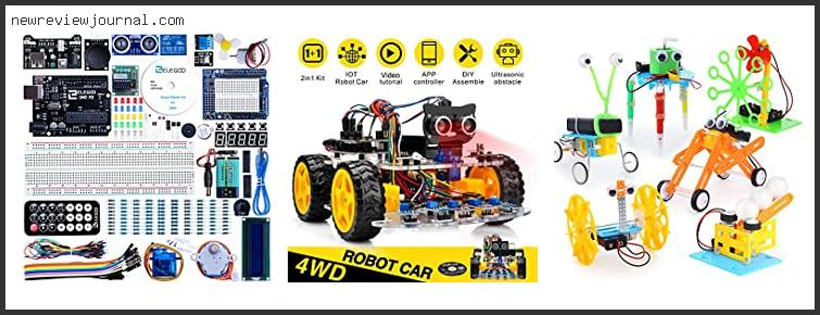 Buying Guide For Best Robotics Kit For Beginners Reviews With Products List