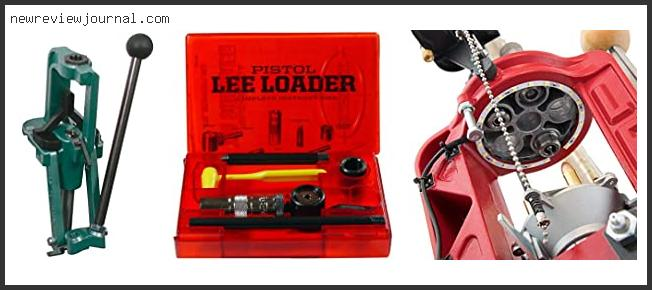Deals For Best Reloading Kit For Beginner With Expert Recommendation