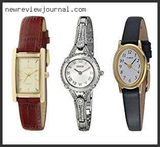 Buying Guide For Best Vintage Womens Watches Based On Scores