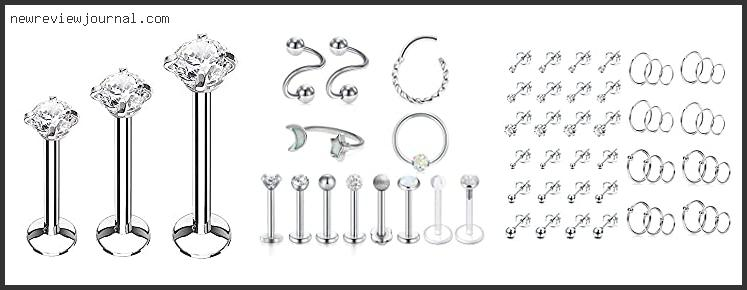 Top 10 Best Earring For Tragus Piercing – Available On Market