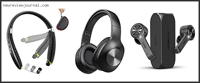Top Best Wireless Bluetooth Noise Cancelling Earbuds