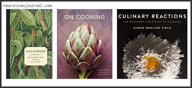 Top 10 Best Culinary Textbooks In [2021]