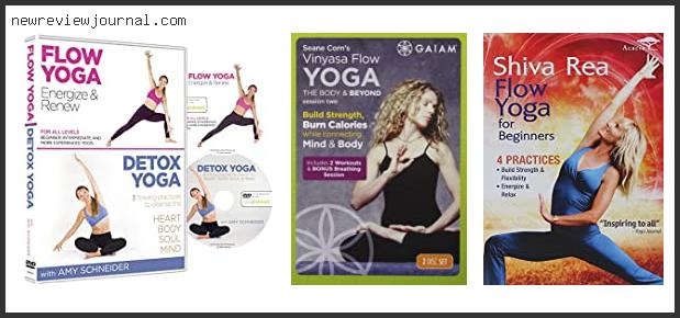 Buying Guide For Best Yoga Flow Dvd Based On User Rating