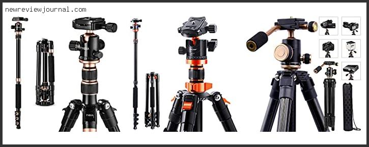 Best Compact Tripod For Dslr