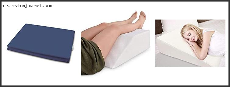 Best Height For Wedge Pillow