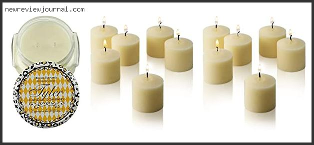 Best French Scented Candles