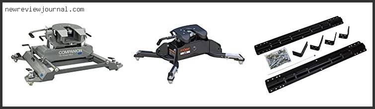 Best 5th Wheel Hitch For Ram 2500