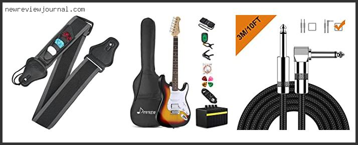 Best #10 – First Act Electric Guitar Review Based On User Rating