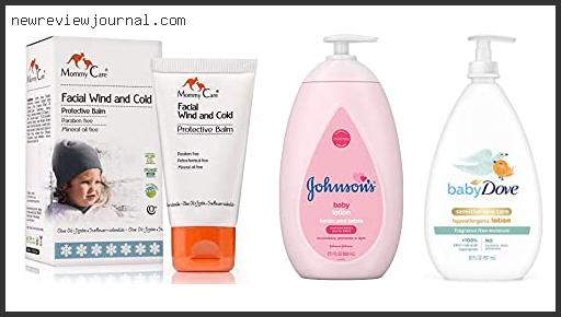 Best Baby Lotion For Winter