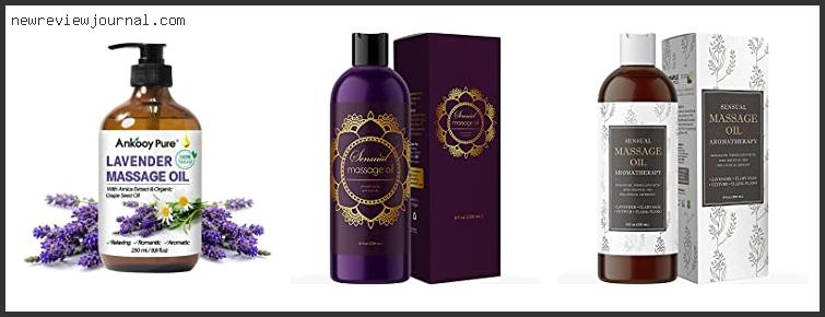 Best Body Massage Oil For Couples