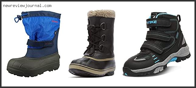 Best Snow Boots For Youth