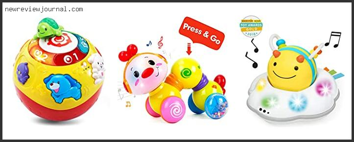 10 Best Toy To Help Baby Crawl Reviews For You