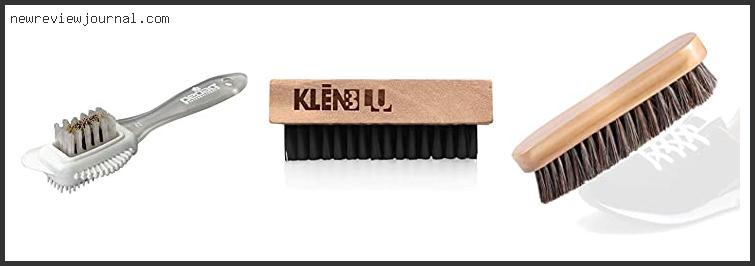 Best Suede Cleaning Brush