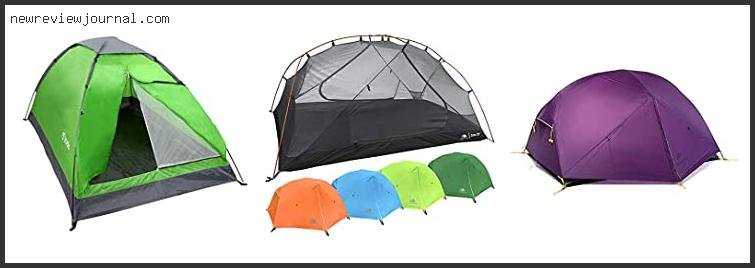 Best Budget Backpacking Tent 2 Person