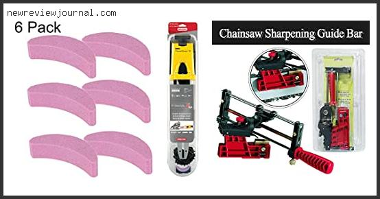 Top #10 Bar Mount Chain Saw Sharpeners Reviews With Products List