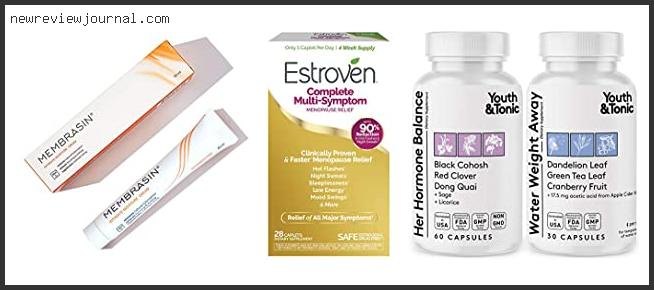 Best Menopause Relief Products
