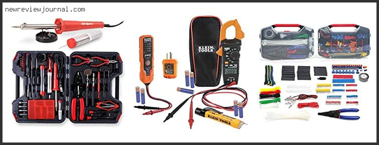 Best Electrical Tool Kit