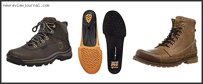 Best Insoles For Timberland Boots