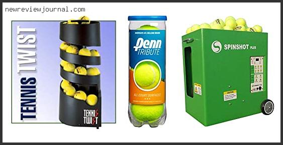 Top Best Silent Partner Tennis Ball Machine Reviews With Buying Guide